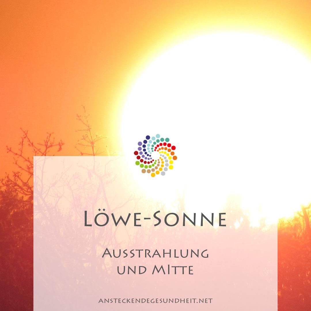 Löwe-Sonne-Urprinzip